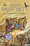 9. El color de la magia (Mundodisco 1) - Terry Pratchett :arrow: 1983