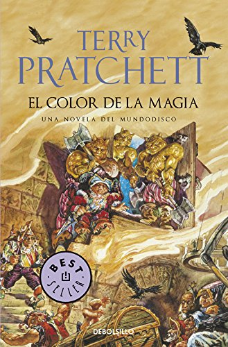 El Color de la Magia (Mundodisco 1) (BEST SELLER) por Terry Pratchett