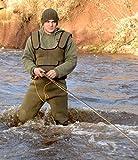 Bison 5 mm Néoprène, Standard ou Complet (King Size), Waders de pêche à la...
