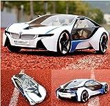 ORIGINAL RC BMW i8 VISION CONCEPT CAR - 1:14 - FERNGESTEUERTES LIZENZAUTO MODELAUTO