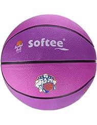 Softee Equipment 0001602 Balón Crossover, Blanco, S