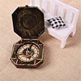 Holo Cute Costume Toy Nautical Compass Party Props Christmas Halloween Toy For Kids