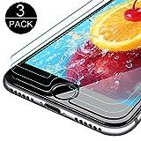 [3 Stück] Panzerglas Schutzfolie für iPhone 6 / iPhone 6S, SUFUS Panzerglasfolie Displayschutzfolie für iPhone 6 / 6S / 7/ 8, Anti-Öl & Fingerabdruck, 9H Härtegrad, 3D Touch Kompatibel (4,7 Zoll)