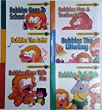 Bubbles First Storybook Series Vol. 7 to 12 (Set of 6 Books) (Read and Grow with Bubbles)