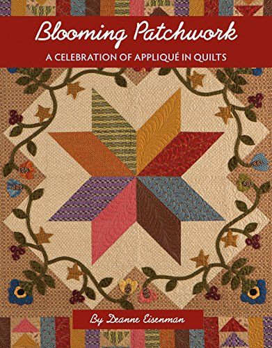 Medallion-block (Blooming Patchwork: A Celebration of Applique in Quilts (English Edition))
