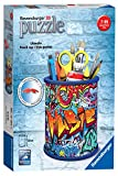 Ravensburger Graffiti Pencil Holder, 54Pc 3D Jigsaw Puzzle