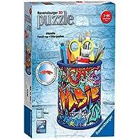 Ravensburger Graffiti Bleistift Halter, 54pc 3D Puzzle