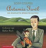 Artemis Fowl - Die komplette Hörbuch-Edition: 9 CDs