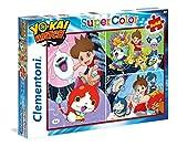 Puzzle 3x48 I puzzle Clementoni Supercolor accompagnare il bambino in ogni fase della loro crescita Dedicato esclusivamente ai bambini, è composto di immagini che rappresentano i personaggi più amati. La qualità dei materiali e la tecnica di ...