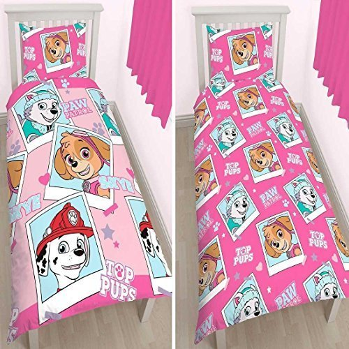 twäsche für Einzelbett, Mädchen, Pink ()