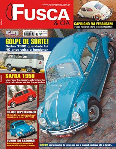 Fusca & Cia ed.42 (Portuguese Edition) por On Line Editora
