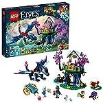 Lego-Naida-Riverheart-Santuario-della-Salute-di-Rosalyn-Costruzioni-Piccole-Gioco-ino-988-per-Bambini-Multicolore-804734