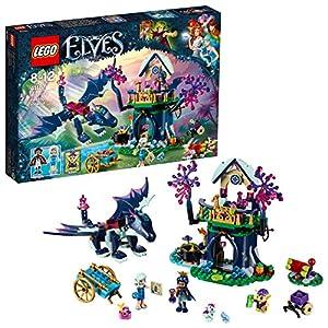 LEGO-Elves Naida Riverheart Santuario della Salute di Rosalyn Costruzioni Piccole Gioco ino per Bambini, Multicolore… 2 spesavip