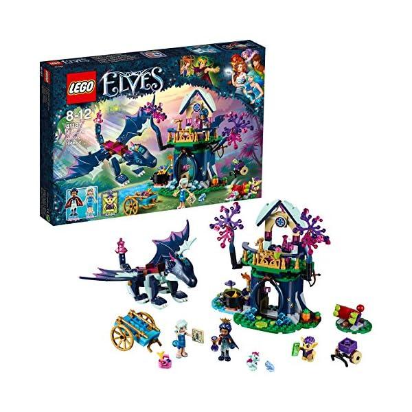 LEGO-Elves Naida Riverheart Santuario della Salute di Rosalyn Costruzioni Piccole Gioco ino per Bambini, Multicolore… 1 spesavip