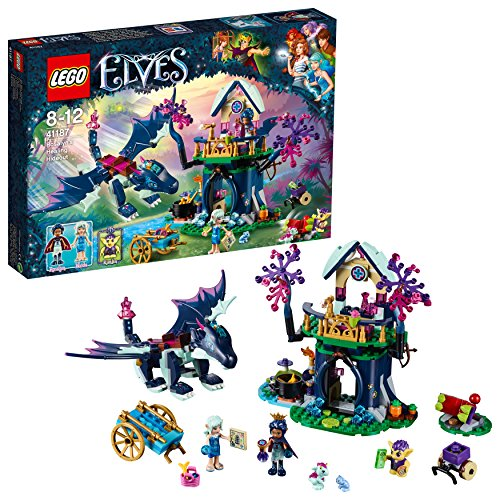 LEGO Elves - Guarida de Sanación de Rosalyn