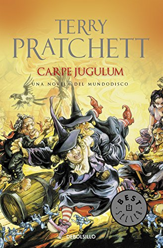 Carpe Jugulum (Mundodisco 23) (BEST SELLER) por Terry Pratchett