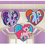 Amscan International 295513 My Little Pony Honeycomb Dekoration Kit