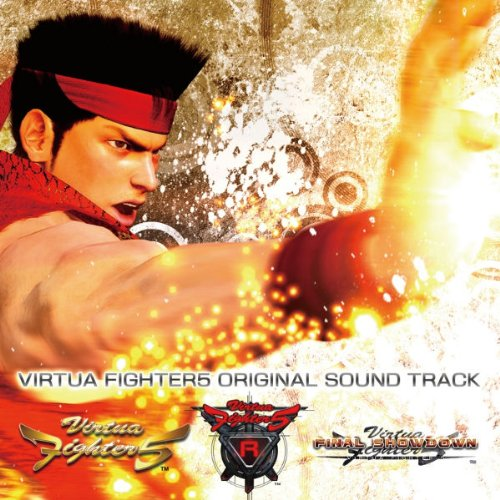 bfa9a7405e7c3 VIRTUA FIGHTER 5 ORIGINAL SOUNDTRACK(2CD)