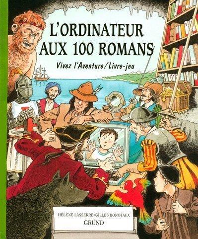 ORDINATEUR AUX 100 ROMANS