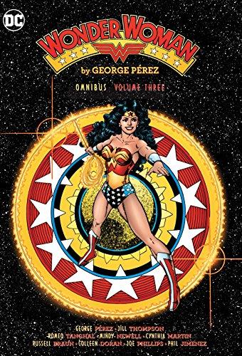 Wonder Woman by George Perez Omnibus Volume 3 por George Perez