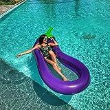 WYD Riesige Aufblasbare Ride-Fähige Schwimmende Reihe Schwimmring Pool Float Party Rohr Mit Schnellventile Sommer Outdoor Floß Dekorationen Spielzeug Für Erwachsene & Kinder