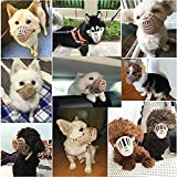 #10: Pets Empire Pet Muzzles Portable Plastic No Bite Basket Adjustable Dog Muzzle Mask Cage Mouth Mesh for Biting and Barking Puppy Multiple Size for All Dogs with Adjustable Leather Strap-Color May Vary (XXS)