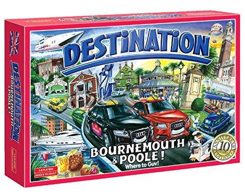 She Who Dares swd901'Destination Bournemouth & Poole 10. Jahrestag' Spiel