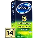 Manix ENDURANCE 14 Extended Pleasure Delay kondomer
