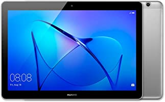 "Huawei MediaPad T3 10"" Tablet(Grey) - (Qualcomm Quad-core 1.4GHz, RAM 2GB, ROM 16GB, IPS-Display)"