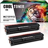 Cool Toner 2-Pack Kompatibel für Samsung MLT-D111S MLT D111S 111S Toner für Samsung Xpress M2026 M2026W M2070 M2070W Toner Samsung M2070 M2070W M2070FW M2026W M2020 M2022W Toner Schwarz, für MLTD111S