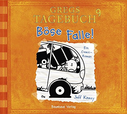 Preisvergleich Produktbild Gregs Tagebuch 9 - Böse Falle!