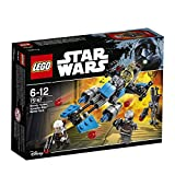 LEGO Star Wars 75167 - Bounty Hunter Speeder Bike Battle Pack Spielzeug