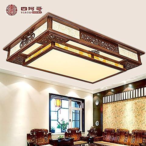 Bduk moderne minimaliste Chambre à coucher lumière Atmosphère Creative Lampes de Plafond
