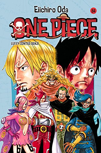 One Piece nº 84 (Manga Shonen)