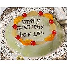 Torta Cassata Compleanno 2,5 kg con pura ricotta di pecora - Spedizione 24h