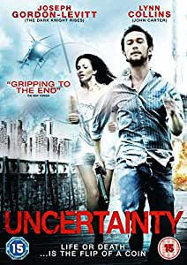 Uncertainty [DVD]
