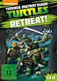 Teenage Mutant Ninja Turtles - Retreat!