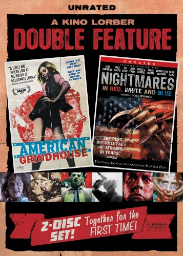 American Grindhouse / Nightmares in Red, White [Import USA Zone 1]