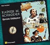 Geniale Entdecker, 4 CDs (ADAC Motorwelt Hörbuchedition) (ADAC Motorwelt Hörbuchedition 2013)