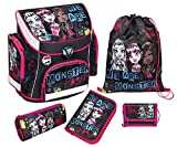 Scooli Schulranzen Campus Plus ´Monster High´ 4043946250388