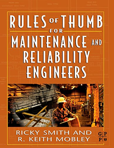 Rules of Thumb for Maintenance and Reliability Engineers por Ricky Smith