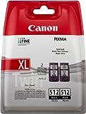 Canon PG-512 Twin Cartouche encre d'origine Noir