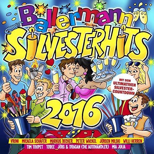 Ballermann Silvester Hits 2016