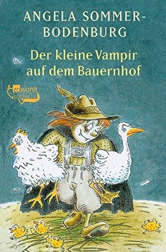 Der Kleine Vampir Auf Dem Bauernhof: Der Kleine Vampir Auf Dem Bauernhof by Sommer-Bodenburg (1990-11-08)