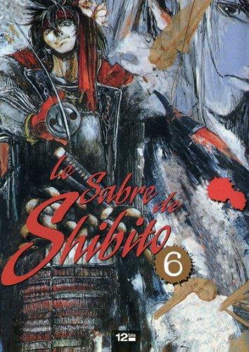 Le Sabre de Shibito Edition simple Tome 6