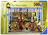 Ravensburger Italy 14779 - Ravensburger 14779 The Music Castle Puzzle 500 pezzi