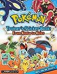 Pokémon Trainer's Sticker Book: From...