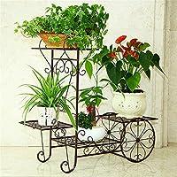 Soporte Para Plantas De Flores Para Interior Y Exterior Para Stands