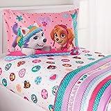 Nickelodeon Paw Patrol Skye Mädchen Twin Betten-Bettlaken-Set