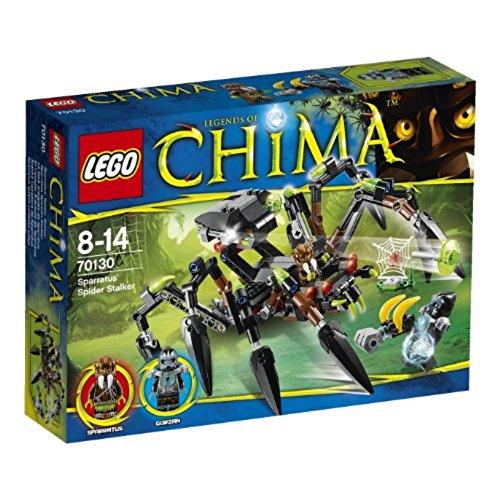 LEGO Legends of Chima - El Cazador arácnido Sparratus
